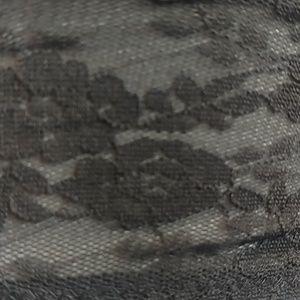PINK Victoria's Secret Intimates & Sleepwear - Victoria's Secret Grey studded bandeau